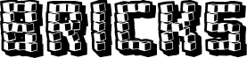 Bricks Font