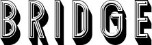 Bridge Font