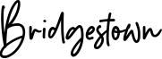 Bridgestown Font
