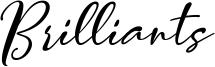 Brilliants Font