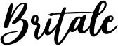 Britale Font