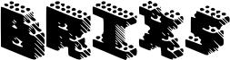 Brixs Font