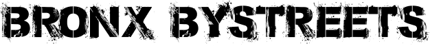 Bronx Bystreets Font