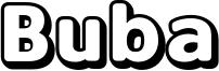 Buba Font