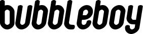 Bubbleboy Font