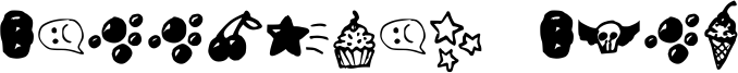 Bubblegum Baby Font