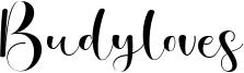 Budyloves Font