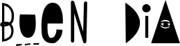 Buen Dia Font
