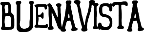 Buenavista Font