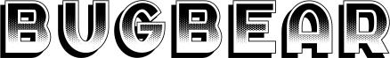 Bugbear Font