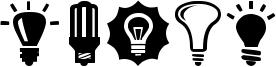 Bulbs Font