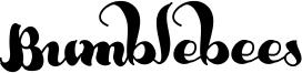 Bumblebees Font