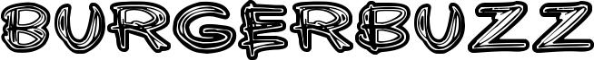 Burgerbuzz Font