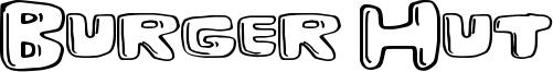 Burger Hut Font