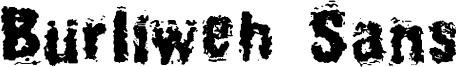 Burliweh Sans Font