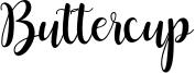 buttercup_sample.otf