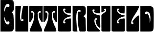 Butterfield Font