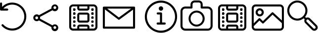 Byom Icons Font