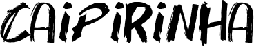 Caipirinha Font