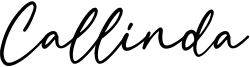 Callinda Font