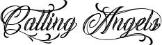 Calling Angels Font