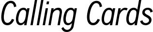 CallingCards_It_sample.otf