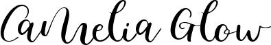 Camelia Glow Font