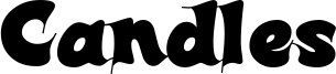 Candles Font