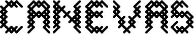 Canevas Font