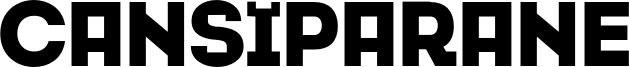 Cansiparane Font