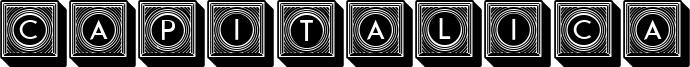 Capitalica Font
