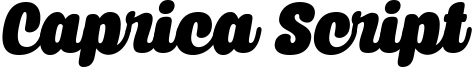 Caprica Script Font