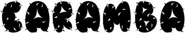 Caramba Font