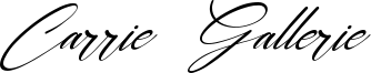 Carrie  Gallerie Font