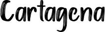 Cartagena Font