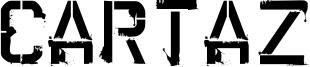 Cartaz Font