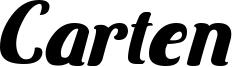 Carten Font