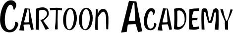 Cartoon Academy Font