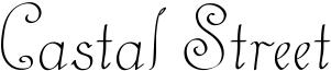 Castal Street Font