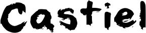 Castiel Font