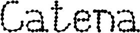 Catena Font