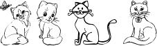 Cats Font