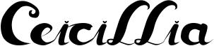 Ceicillia Font