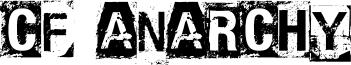 CF Anarchy Font