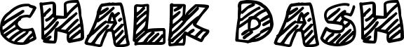 Chalk Dash Font