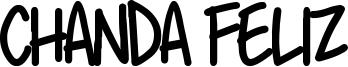 Chanda Feliz Font