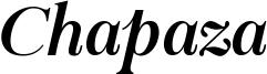 Chapaza Italic.ttf