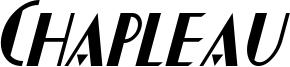 Chapleau Italic.otf