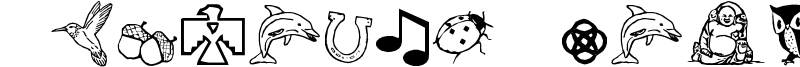 Charming Symbols Font