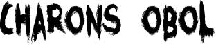 Charons Obol Font
